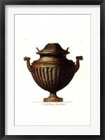 Framed Vase II
