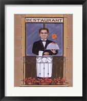 Framed Restaurant