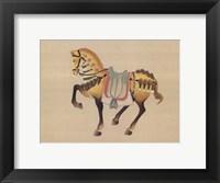 Framed Dynastic Horses II