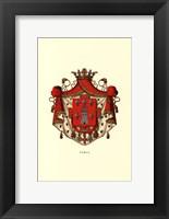 Framed Coat Of Arms IV