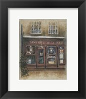 Framed Taverne De La Mer (Sm)