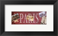Great Cities I Framed Print