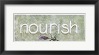 Framed Nourish