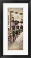 Framed Stradelle Di Lombardia I