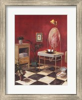 Framed Regency Bath II