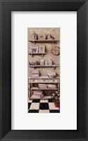 Framed Laundry I