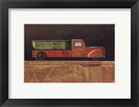 Toy Collection III Framed Print