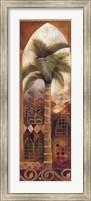 Framed Havana Tropical III
