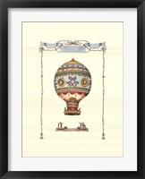 Balloon I Framed Print