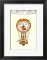 Framed Balloon II