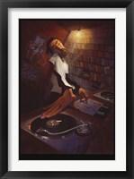 Framed DJ