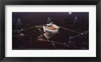 Framed Midnight Crossover