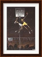 Framed Omega Fly Dunk