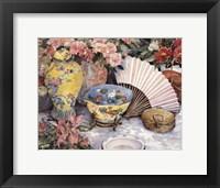Framed Oriental Splendor