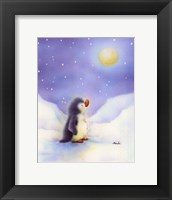 Framed Little Penguin