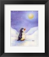 Framed Little Penguin