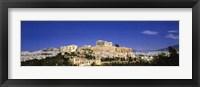 Acropolis, Athens, Greece Framed Print