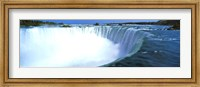 Framed Horseshoe Falls, Niagara River, Ontario, Canada