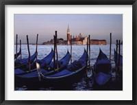 Framed San Giorgio Maggiore, Venice