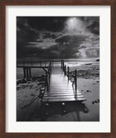 Framed L'Embarcadere, Pointe d'Agon