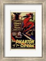 Framed Phantom of the Opera Lon Chaney