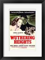 Framed Wuthering Heights - Samuel Goldwyn