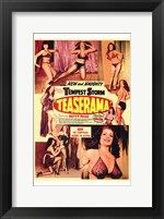 Framed Teaserama, c.1955