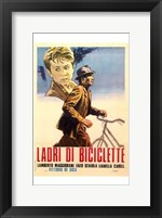 Framed Bicycle Thief - bicycle