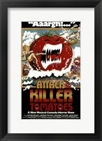 Framed Attack of the Killer Tomatoes