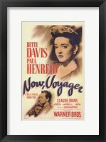 Framed Now  Voyager