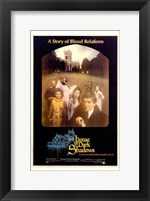 Framed House of Dark Shadows