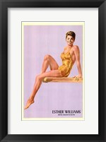 Framed Esther Williams