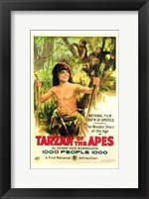 Framed Tarzan of the Apes, c.1917 - style A