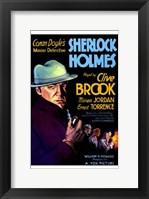 Framed Sherlock Holmes