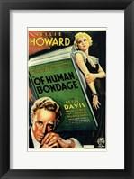 Framed of Human Bondage - Green book