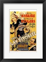 Framed Gay Divorcee