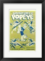 Framed Adventures of Popeye