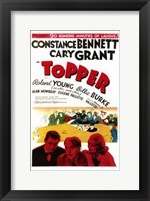 Framed Topper - Cary Grant