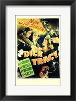 Framed Dick Tracy  Detective