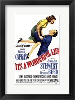Framed It's a Wonderful Life Frank Capra - Liberty Films