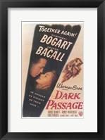 Framed Dark Passage