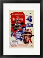 Framed Treasure of the Sierra Madre - Characters