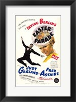 Framed Easter Parade