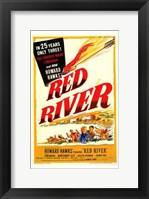 Framed Red River