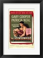 Framed Fountainhead