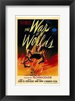 Framed War of the Worlds Original