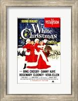 Framed White Christmas