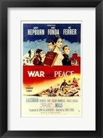Framed War and Peace