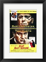 Framed Sweet Smell of Success