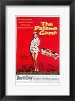 Framed Pajama Game